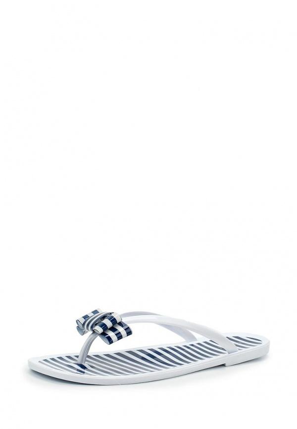 Сланцы Mon Ami 15S-3470 белые