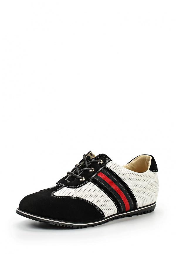 Кроссовки T.Taccardi for Kari 00755063 белые, чёрные
