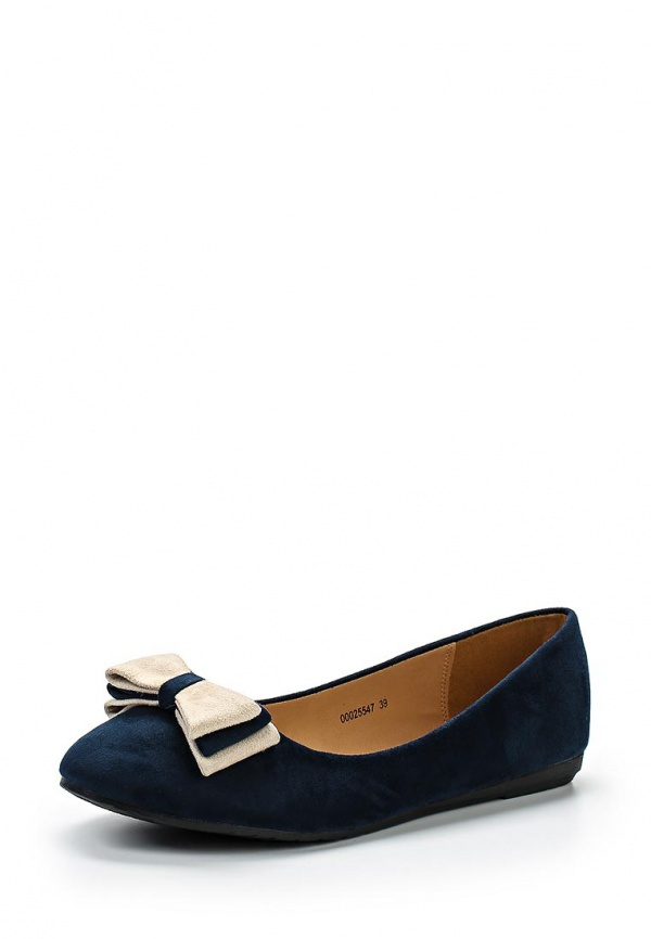 Туфли T.Taccardi for Kari 00025547 синие
