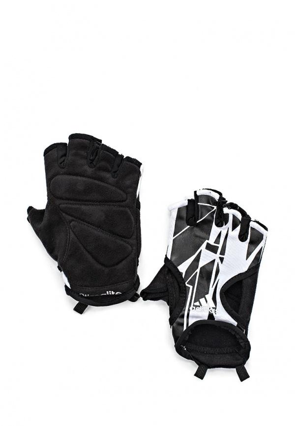 Перчатки для фитнеса adidas Performance S22481 чёрные