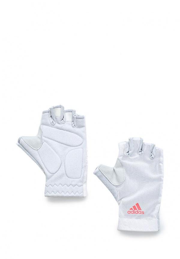 Перчатки для фитнеса adidas Performance S22479 белые