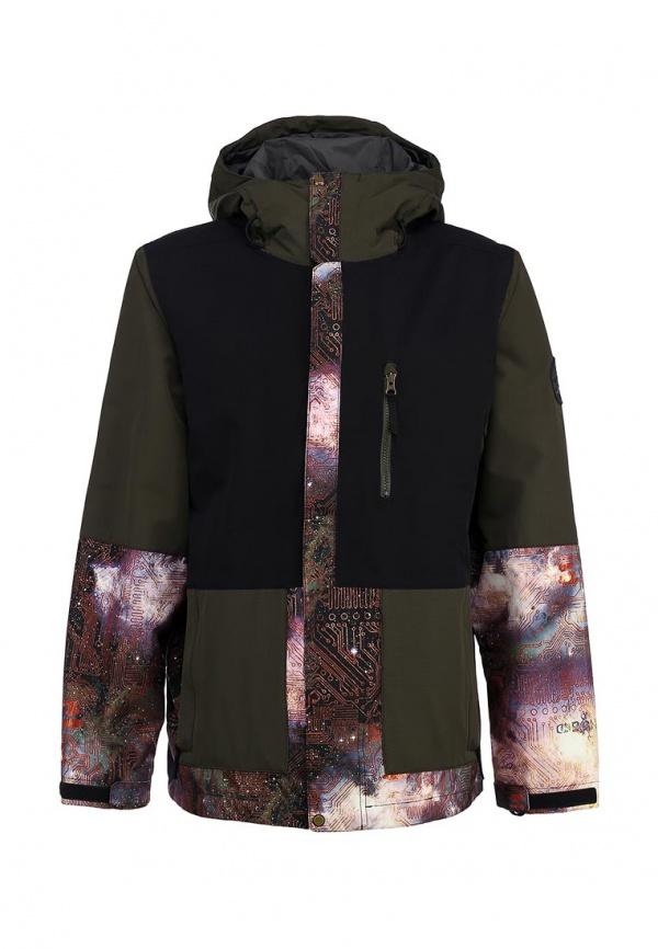 Куртка горнолыжная Bonfire L36777300 хаки