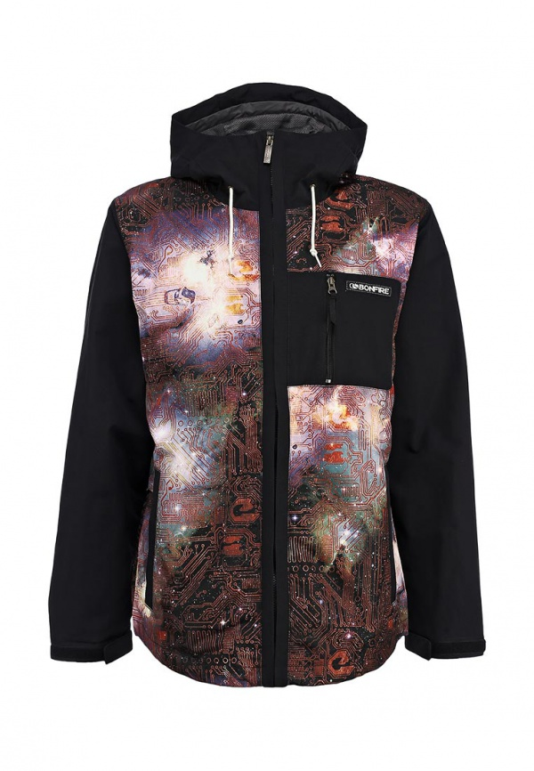 Куртка горнолыжная Bonfire L36777700 разноцветный