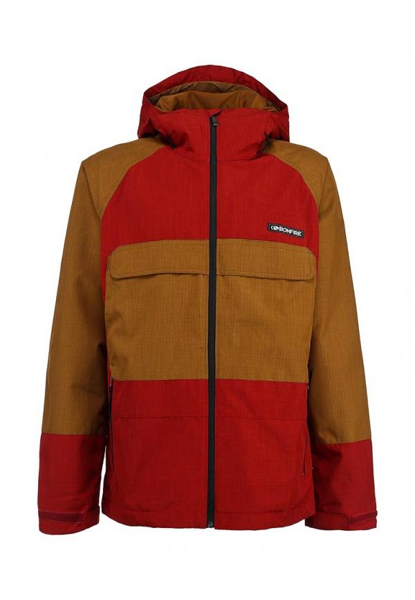 Куртка горнолыжная Bonfire L36783400 разноцветный