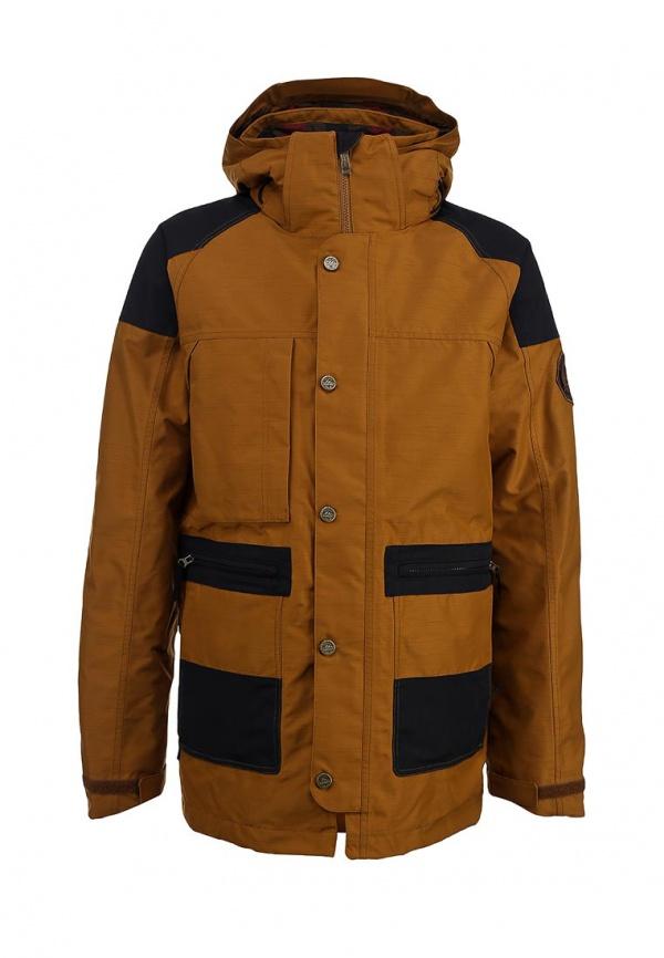 Куртка горнолыжная Bonfire L36714000 коричневые
