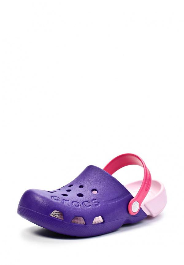 Сабо Crocs 10400-52E разноцветный
