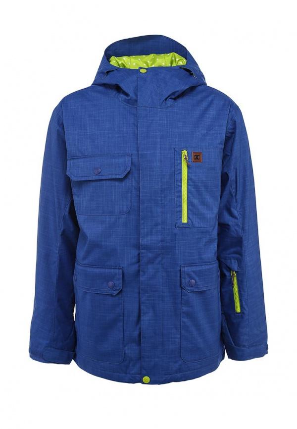 Куртка сноубордическая DC Shoes EDYTJ00020 синие