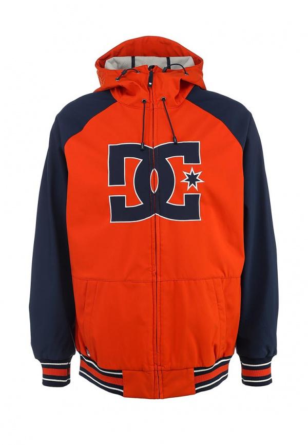 Куртка горнолыжная DC Shoes EDYTJ00021 красные