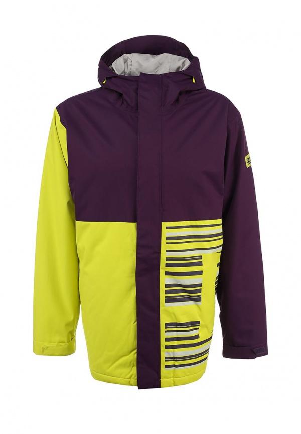 Куртка горнолыжная DC Shoes ADYTJ00022 разноцветный