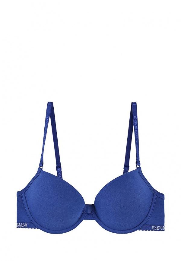 Бюстгальтер Emporio Armani 162394 4A317 синие