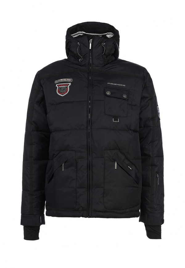 Куртка горнолыжная FIVE seasons 11149 чёрные