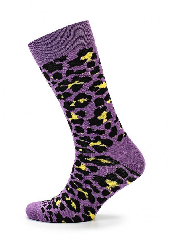 Носки Happy Socks LE01 фиолетовые