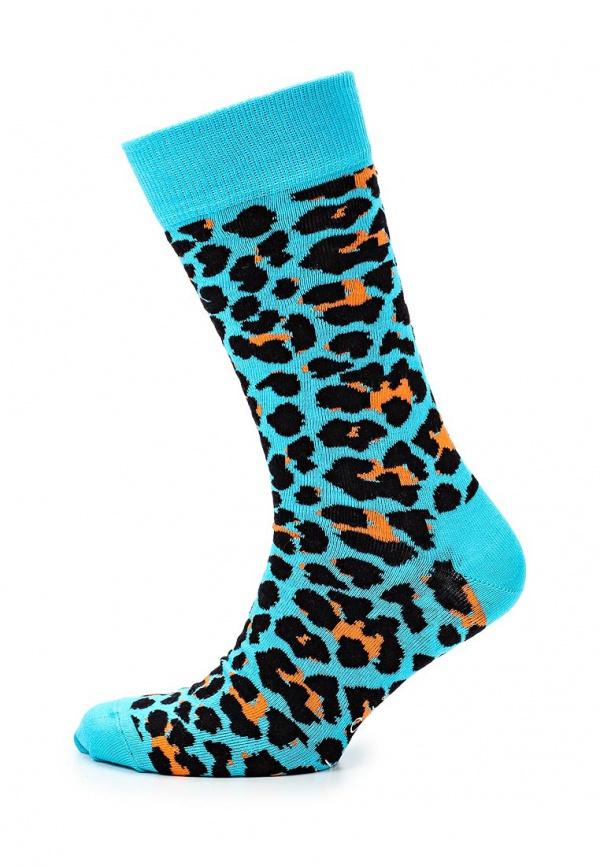Носки Happy Socks LE01 голубые