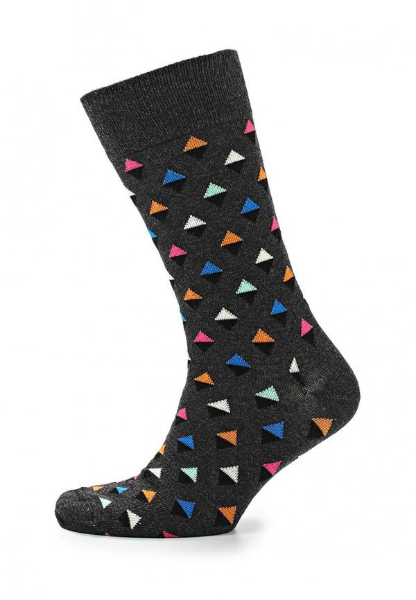 Носки Happy Socks MD01 разноцветный