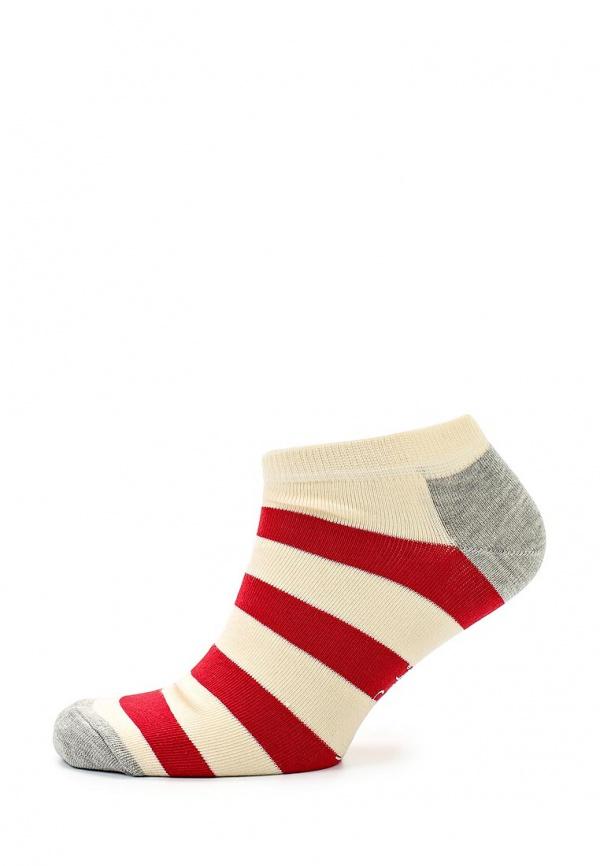 Носки Happy Socks SA05 бежевые