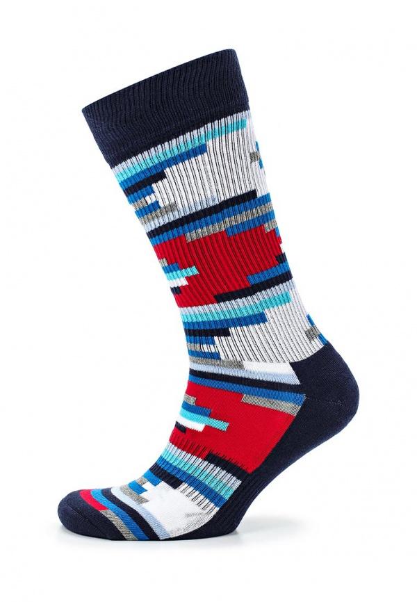 Носки Happy Socks ATSO27 разноцветный