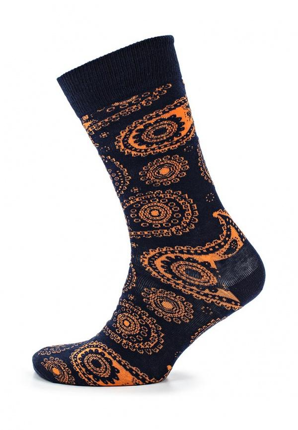 Носки Happy Socks PA01 синие