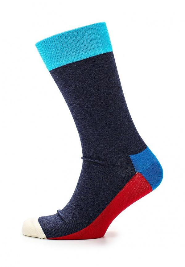 Носки Happy Socks FI01 синие