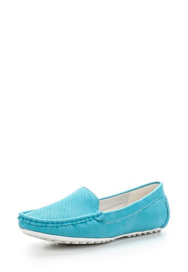 Мокасины Keddo 557300/01-07K голубые