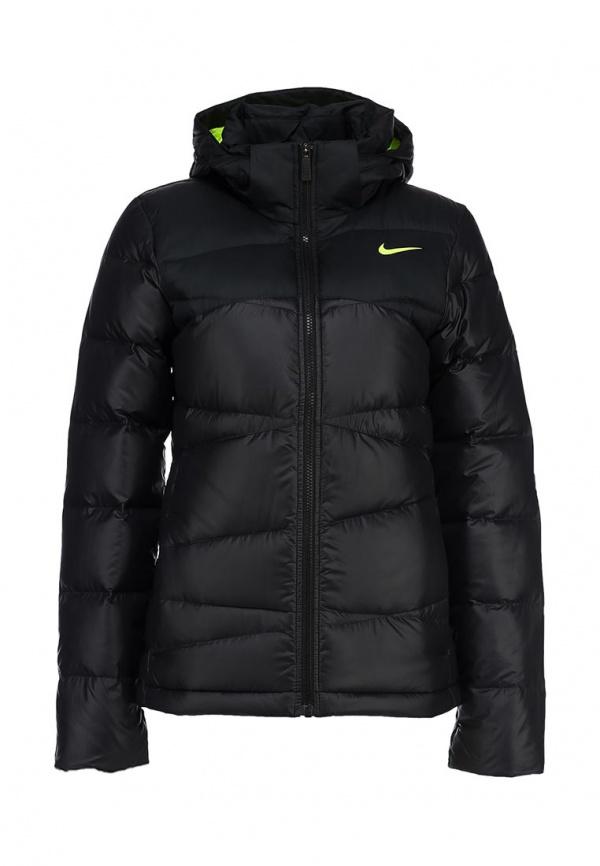 Пуховик Nike 626977-010 чёрные