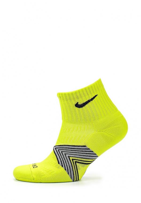 Носки Nike SX4751-360 зеленые