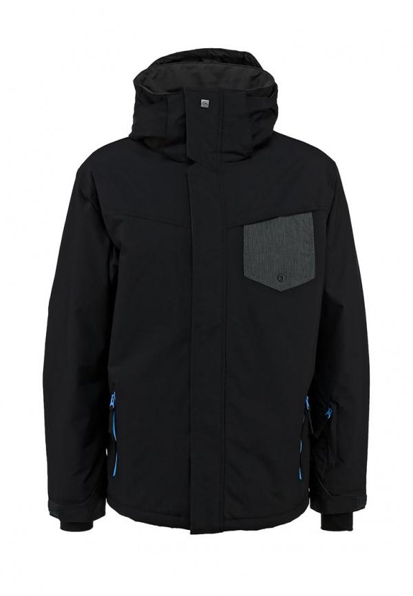 Куртка горнолыжная Quiksilver EQYTJ00076 чёрные