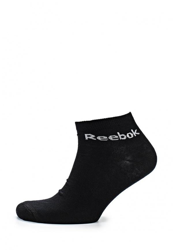 Носки 3 пары Reebok S02329 чёрные