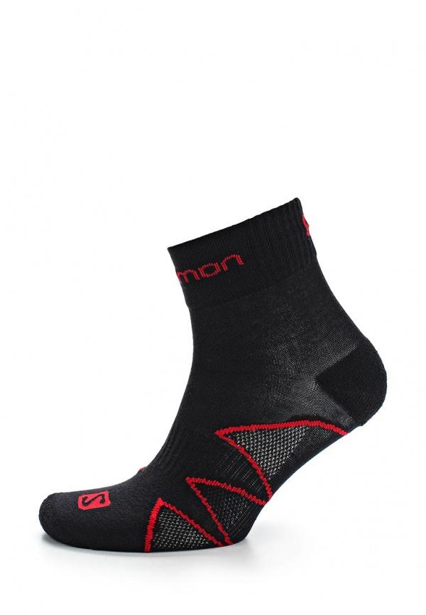 Комплект носков 2 пары. Salomon L35156400 чёрные