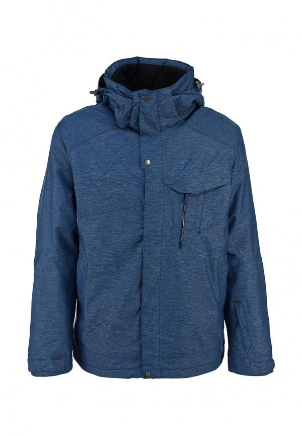 Куртка горнолыжная Salomon L36356500 синие
