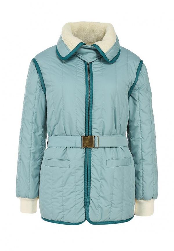 Куртка утепленная See by Chloe L J 162 00 T 7793 голубые