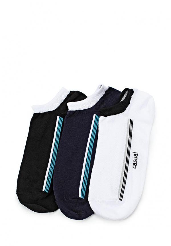 Комплект носков 3 пары. John Jeniford С305119 синие