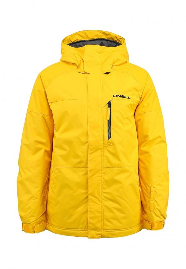 Куртка горнолыжная O`Neill 450032 жёлтые
