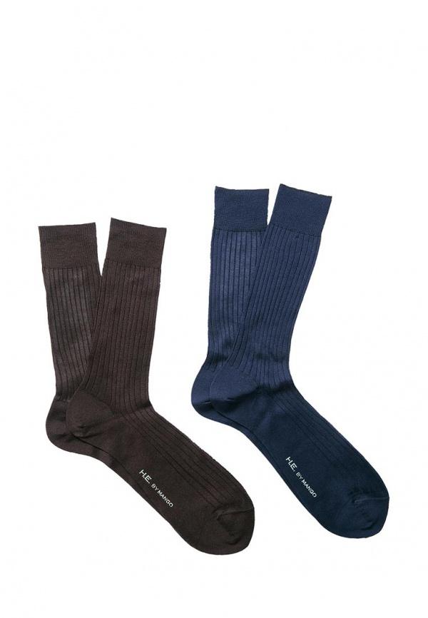 Носки Mango Man 43000392 разноцветный