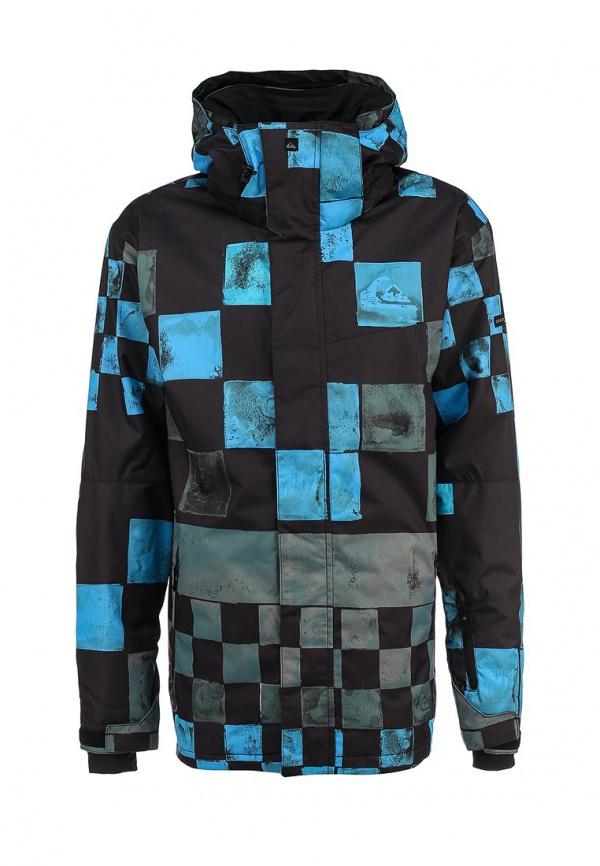 Куртка горнолыжная Quiksilver KPMSJ263 разноцветный