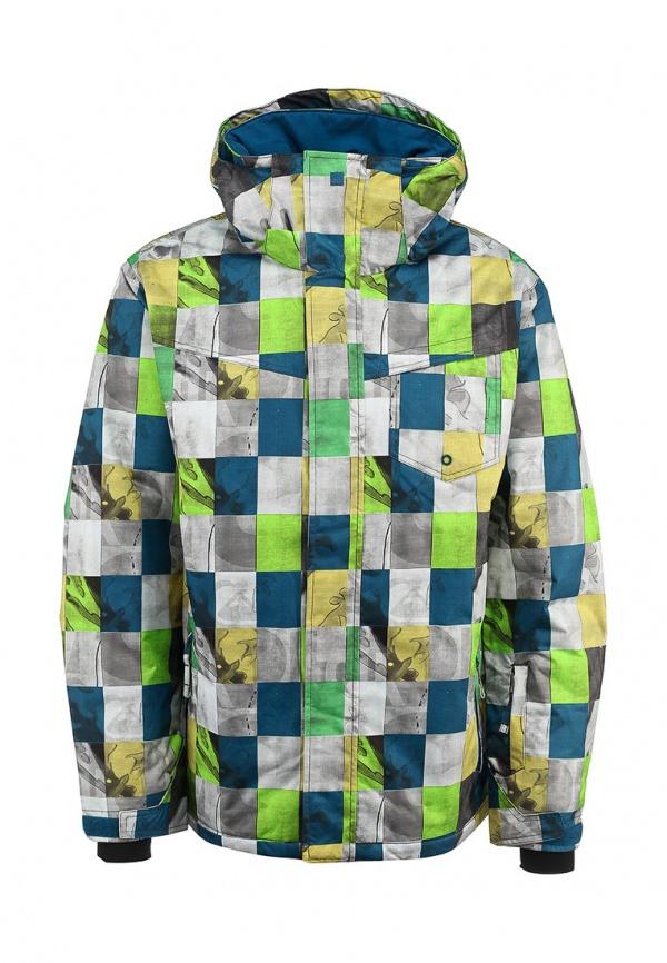 Куртка сноубордическая Quiksilver EQYTJ00073 разноцветный