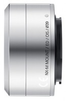 Samsung 17mm f/1.8 OIS NX-M