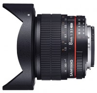 Samyang 8mm f/3.5 AS IF MC Fish-eye CS Micro Four Thirds
