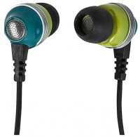 Monoprice Enhanced Bass Earphones w/mic (10153)