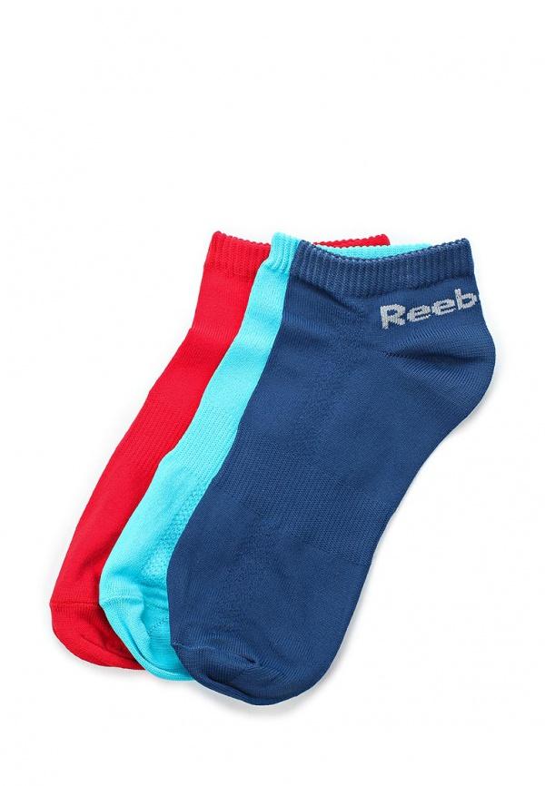 Комплект носков 3 шт. Reebok S02314 разноцветный