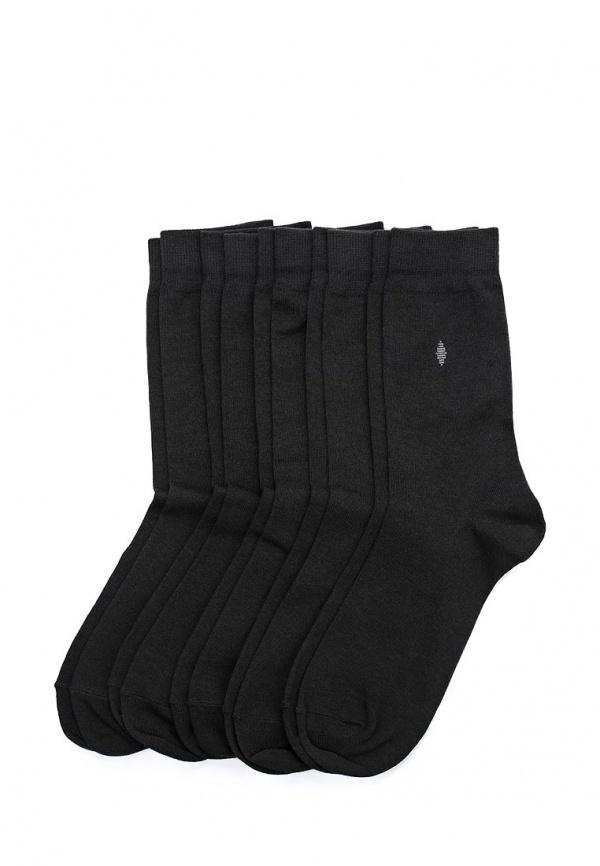 Комплект носков 5 пар. John Jeniford С110919 чёрные