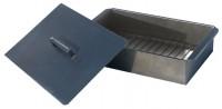 КЕДР плюс Коптильня одноярусная малая сталь 0,5 мм