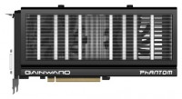 Gainward GeForce GTX 960 1127Mhz PCI-E 3.0 4096Mb 7000Mhz 128 bit 2xDVI HDMI HDCP