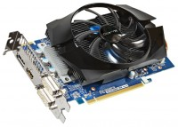 GIGABYTE Radeon R7 260X 1188Mhz PCI-E 3.0 2048Mb 5000Mhz 128 bit 2xDVI HDMI HDCP