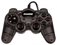 dreamGEAR Turbo Controller for PS3
