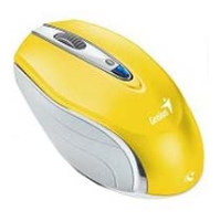 Genius Traveler 9020BT Yellow Bluetooth