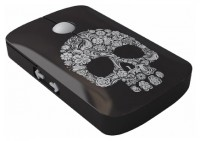 Mustard Skeleton Black USB