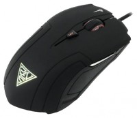 GAMDIAS DEMETER Optical Gaming Mouse Black USB