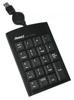 Aneex E-K015 Black USB