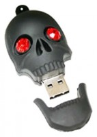 Satzuma SKULL Flash Drive 4GB
