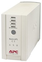 APC by Schneider Electric BACK-UPS CS 650VA 230V ASEAN
